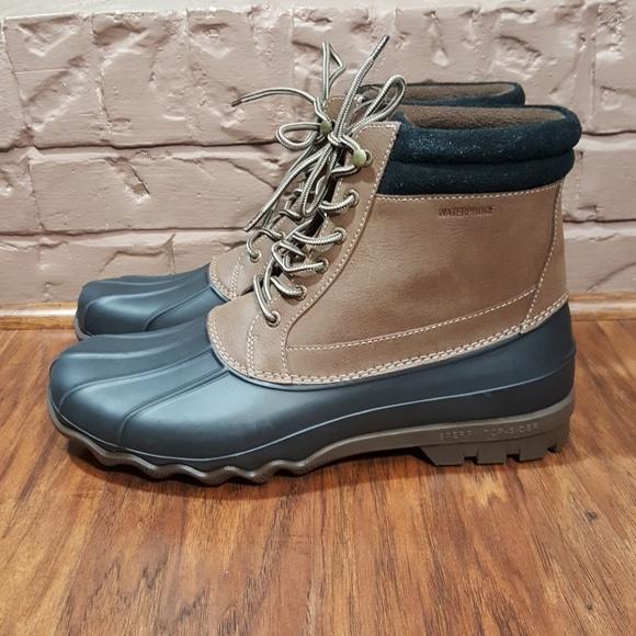 Sperry Brewster Waterproof Boots   Poshmark